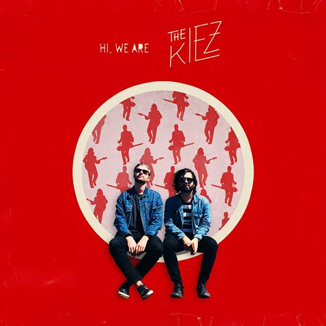"It's almost here! ⏳24 hours until our debut album ""Hi, We Are The Kiez"" is out in the world! We can't wait for you to hear it.  Pre-Save it on Spotify & Apple music right here! 👉https://www.toneden.io/the-royal-grove/post/the-kiez-hi-we-are-the-kiez"