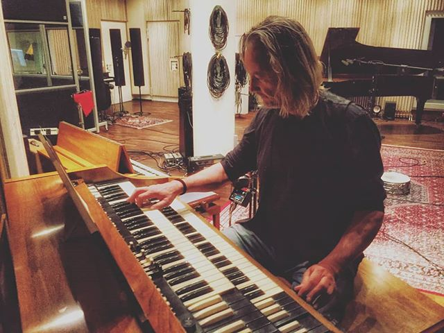 Who's heard the track from our new album? You know the rippin' organ jam in the middle? It's all this guy, the maestro: George Kochbeck. 🙌  If you haven't heard it, you need to. 🤯😵🥴